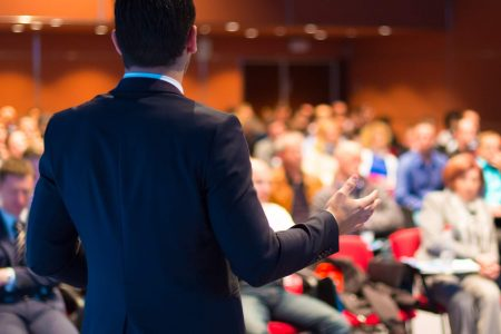 Zakelijk-evenement-keynote-speaker